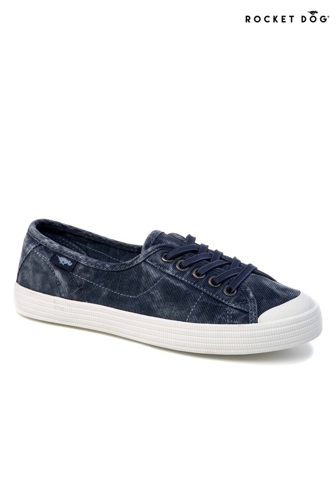 791b25641c Womens Rocket Dog Flat Sport Casual Shoes - Blue - Next at Westquay - Shop  Online