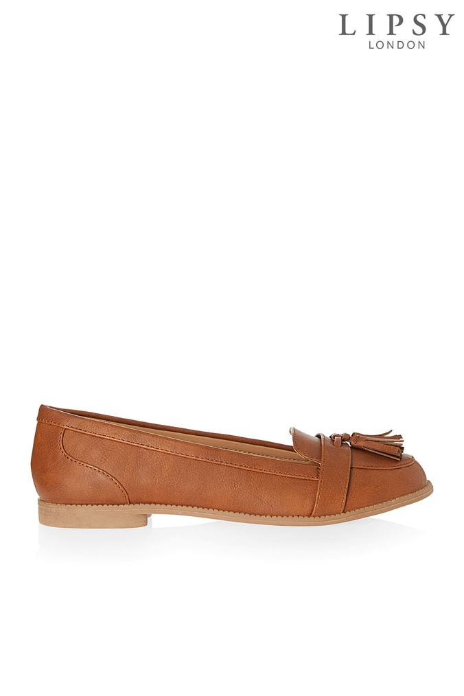 d8aa7fa6842 Lipsy Tassel Loafers - 42 (UK 8) -
