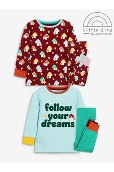 Little Bird 2 Pack Pyjamas