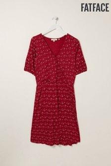 FatFace Iona Batik Posy Dress