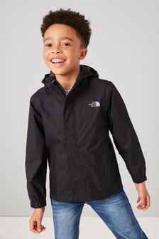 The North Face® Youth Black Resolve Reflective Jacket