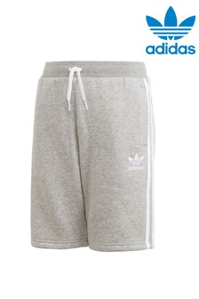 شورت 3 خطوط من adidas Originals