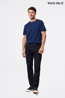White Stuff - Davis - Slim-fit jeans met ritsgulp