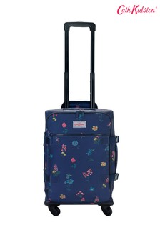 Cath Kidston® Four Wheel Twilight Sprig Cabin Bag