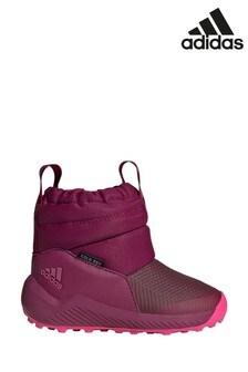 Пурпурные кроссовки для малышей adidas ActiveSnow