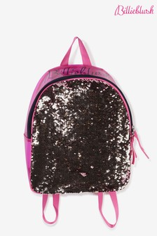 Billieblush Pink Sequin Backpack