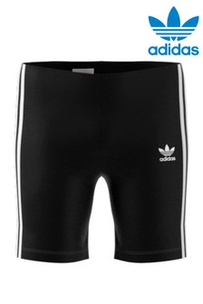 Черные велошорты adidas Originals