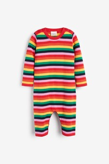 Mix/Madeleine Thompson Knitted Babygrow