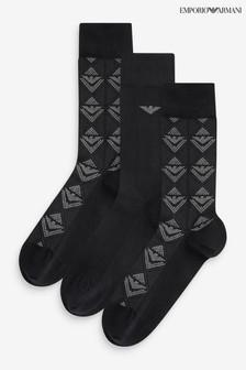 Emporio Armani Socks 3 Pack