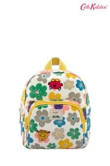 Cath Kidston Cream Kids Flowers Mini Rucksack