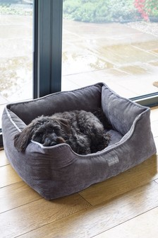 Charcoal Pet Bed