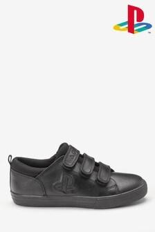 Leather Triple Strap PlayStation™ Shoes (Older)