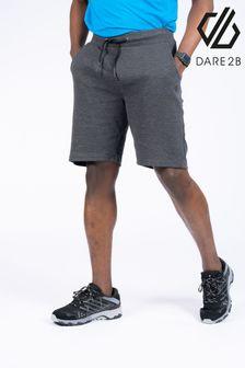 Dare 2B Grey Continual Jersey Shorts