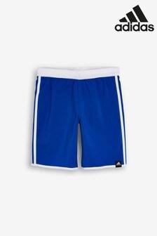 Пляжные шорты Adidas с 3‑мя полосками