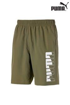 Puma® Rebel Shorts aus Webmaterial