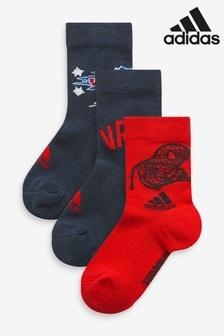 adidas Spider-Man™ Socken im Dreierpack