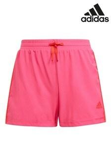 adidas 3 Stripe D2M Shorts