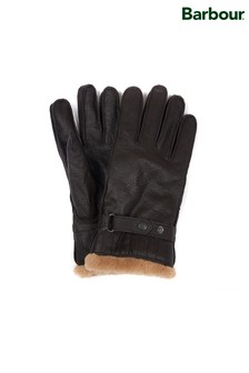 Barbour® Leather Utility Gloves