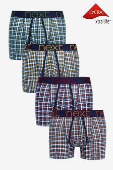 Lot de quatre boxers