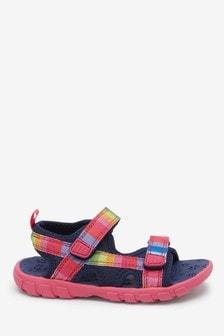 Tape Trekker Sandals (Younger)