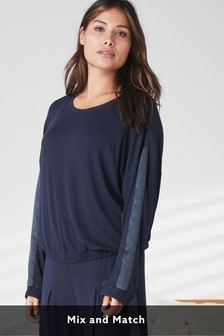 Soft Long Sleeve Crew Top
