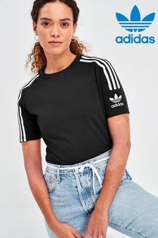 adidas Originals 3 Stripe Trefoil T-Shirt