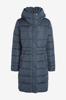 Дутое пальто