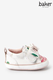Baker by Ted Baker Floral Trainer Padders