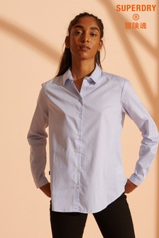 Superdry Classic Preppy Twill Shirt