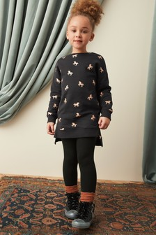 Pulloverkleid (3-16yrs)