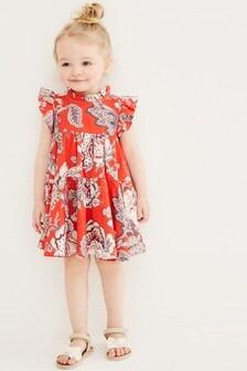 Tier Dress (3mths-7yrs)