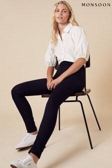 Monsoon Nadine Short Denim Jeans