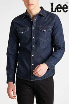 Lee® Western Slim Fit Denim Shirt