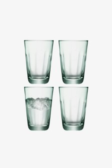 LSA International Mia Longdrink-Gläser, 4er-Set