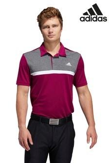 adidas Golf Colourblock Polo