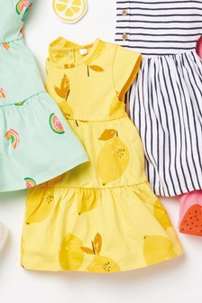Rochie din jerseu (0 luni - 2 ani)