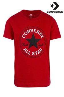 Converse Chuck Patch Younger Boys T-Shirt