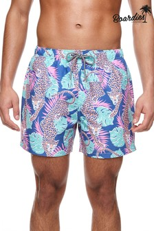 Boardies Paradise Short Length Swim Shorts