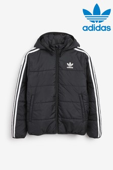 Детская куртка с 3 полосками adidas Originals
