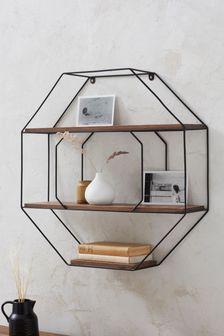 Bronx Octagon Shelf (112358) | $79
