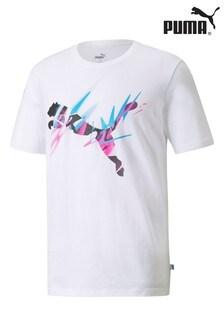 Puma Neymar Junior Creativity Logo T-Shirt