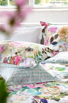 Designers Guild Pink Palissy Pillowcase