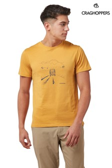 Craghoppers Gold Nelson T-Shirt