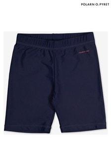 Polarn O. Pyret Blue Sunsafe Swim Shorts