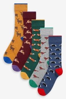 襪子5雙裝
