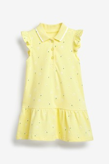 فستان بولو (3 شهور -7 سنوات)