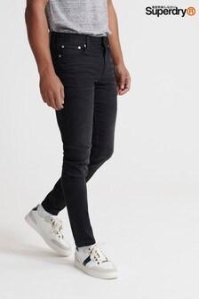 Superdry Black Travis Skinny Jeans