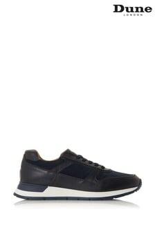 Кожаные кроссовки со шнуровкойDune London Tenor