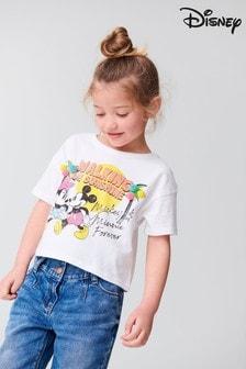 Minnie/Mickey™ 3D Pom Sunshine T-Shirt (3 – 16 rok.)