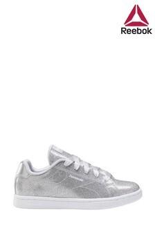 נעלי ספורט לנוער של Reebok דגם Royal Jogger בצבע כסף